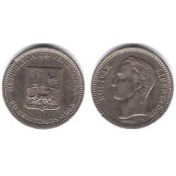 (Y41) Venezuela. 1965. 50 Centimos (MBC)