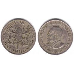 (20) Kenia. 1978. 1 Shilling (MBC)