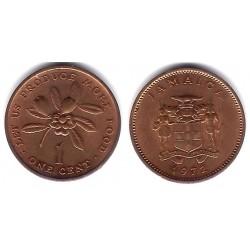 (52) Jamaica. 1972. 1 Cent (MBC+)