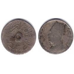 (346) Egipto. 1935. 5 Milliemes (RC+)