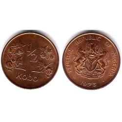 (7) Nigeria. 1973. ½ Kobo (SC)