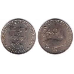 (619) Portugal. 1983. 25 Escudos (SC)