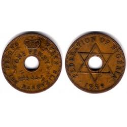 (2) Nigeria. 1959. 1 Penny (MBC)