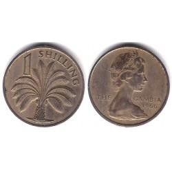 (4) Gambia. 1966. 1 Shilling (MBC-)