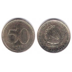 (90) Angola. 1979. 50 Lwei (MBC+)