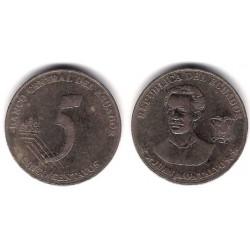 (105) Ecuador. 2000. 5 Centavos (BC+)