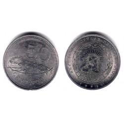 (98) Mozambique. 1982. 50 Centavos (EBC)