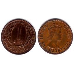(2) Estados África Oeste. 1965. 1 Cent (MBC+)