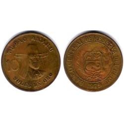 (272.2) Perú. 1979. 10 Soles de Oro (MBC)