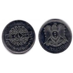 (120.2) Siria. 1991. 1 Pound (SC)