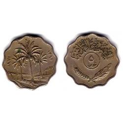 (125) Iraq. 1971. 5 Fils (MBC)