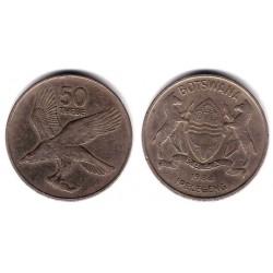(79 Botswana. 1984. 50 Thebe (MBC)