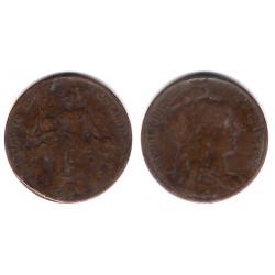 (842) Francia. 1916. 5 Centimes (BC)
