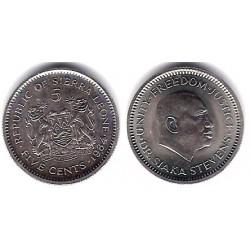 (33) Sierra Leona. 1984. 5 Cents (SC)