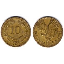 (191) Chile. 1966. 10 Centesimos (BC)