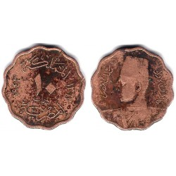 (361) Egipto. 1943. 10 Milliemes (BC-)