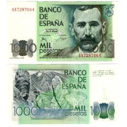 España. 1979. 1000 Pesetas (SC) Serie 4A
