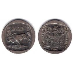 (140) Sudáfrica. 1994. 5 Rand (MBC)