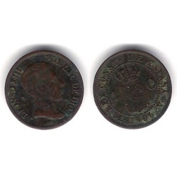 Alfonso XIII. 1906*(6). 1 Céntimo (BC) Ceca de Madrid SL-V
