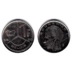 (171) Bélgica. 1990. 1 Franc (MBC)