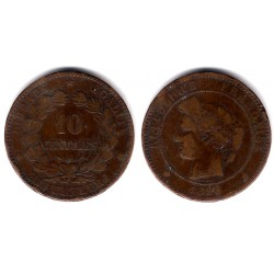 (815.1) Francia. 1898(A). 10 Centimes (BC)