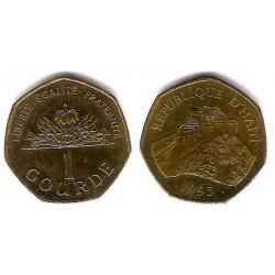 (155) Haití. 1995. 1 Gourde (SC)