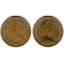 (2) Bahamas. 1966. 1 Cent (MBC)