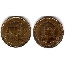 (17) Lesoto. 1979. 2 Lisente (MBC)