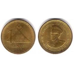 (16) Lesoto. 1985. 1 Sente (SC)