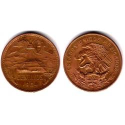 (440) Estados Unidos Mexicanos. 1964. 20 Centavos (MBC)