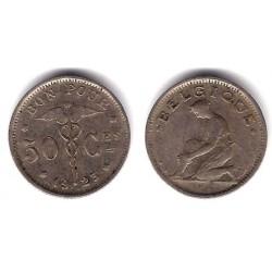 (87) Bélgica. 1923. 50 Centimes (MBC)