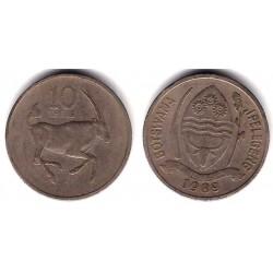 (5) Botswana. 1989. 10 Thebe (BC)