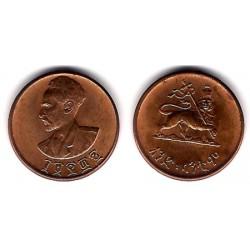 (32) Etiopia. 1936. 1 Cent (SC)