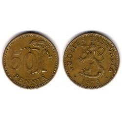 (48) Finlandia. 1973. 50 Pennia (MBC+)