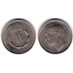 (55) Luxemburgo. 1978. 1 Franc (MBC)