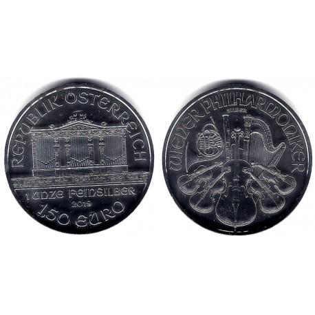 Austria. 2019. 1,50 Euro (SC) (Plata)