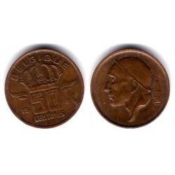 (148.1) Bélgica. 1965. 50 Centimes (MBC)