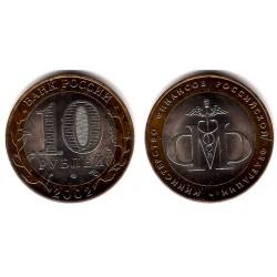 (Y749) Rusia. 2002. 10 Roubles (SC)