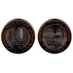 (Y740) Rusia. 2002. 10 Roubles (SC)