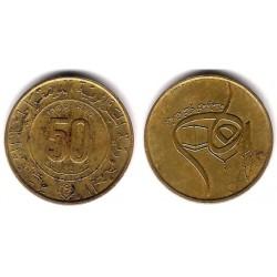 (111) Algeria. 1980. 50 Centimes (MBC)