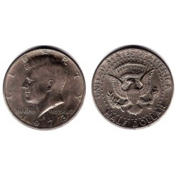 (202b) Estados Unidos de América. 1973(D). Half Dollar (MBC+)
