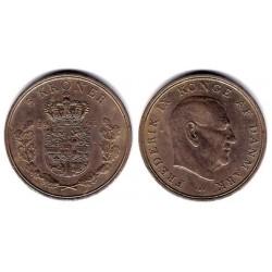 (853.1) Dinamarca. 1961. 5 Kroner (MBC)