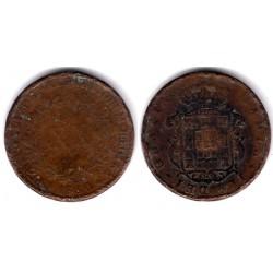 (482) Portugal. 1850. 20 Reis (BC-)