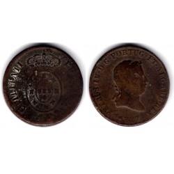 (373) Portugal. 1827. 40 Reis (BC-)