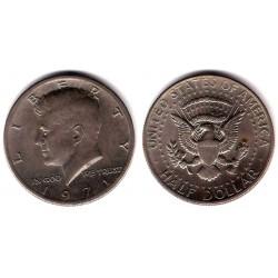 (202b) Estados Unidos de América. 1971. Half Dollar (MBC)