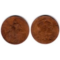 (843) Francia. 1906. 10 Centimes (BC)