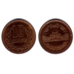 (Y73a) Japón. 1981(56). 10 Yen (MBC)