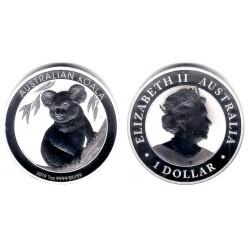Australia. 2019. 1 Dollar (Proof) (Plata)