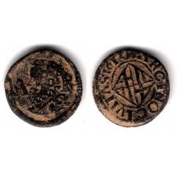 Felipe III. 1614. Ardite (BC) Ceca de Barcelon AR