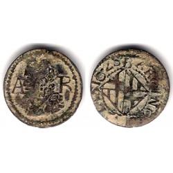 Felipe IV. 1625. Ardite (MBC) Ceca de Barcelona AR